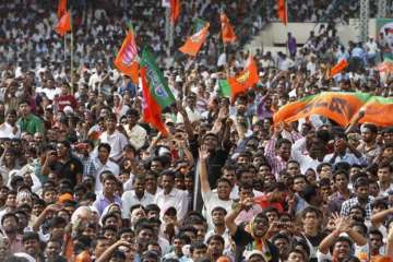 The star campaigners of both the Modi-led BJP and...