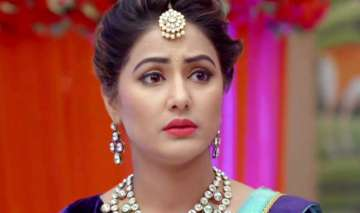 Hina Khan gets emotional remembering Yeh Rishta...