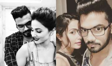 Hina Khan breaks down on seeing BF Rocky Jaiswal...