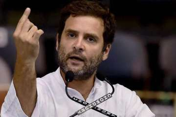 Rahul Gandhi alleged that farmers did not get...