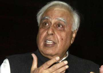 Kapil Sibal - India TV