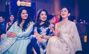 A fan page of Baahubali actress Anushka Shetty shared a few