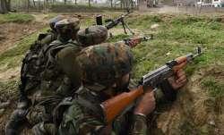 Terrorists gun down policeman in Jammu and Kashmir's