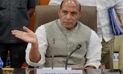 Delhi Chief Secretary 'assaulted': Rajnath Singh says