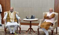 PM Modi, Amit Shah to review public welfare schemes with