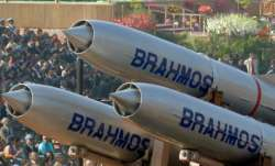 India successfully test-fires supersonic cruise missile