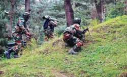 2 terrorists gunned down in encounter with security