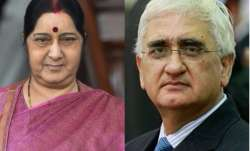 39 Indians killed in Iraq: Former EAM Khurshid says