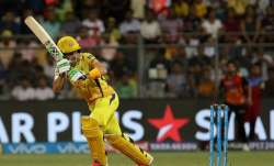 IPL Score, SRH vs CSK, IPL 2018 Playoffs, Qualifier 1 Live: