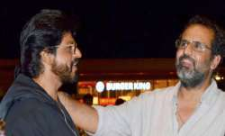 Zero: Shah Rukh Khan shares candid moments with Aanand L