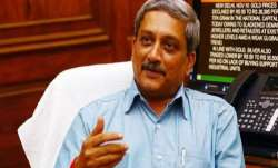 Parrikar spent nearly three months in the US where he