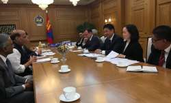 India, Mongolia agree to step up cooperation in air