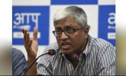 Journalist-turned-politician Ashutosh has resigned from AAP