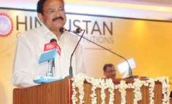 Vice President Venkaiah Naidu