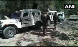 J&K: Encounter breaks out between security forces and