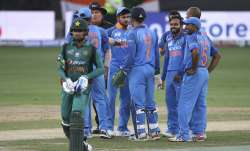 India vs Pakistan 5th ODI, Asia Cup 2018: Indian players