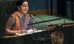 Sushma Swaraj to held 30 bilateral meetings including