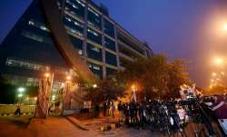 CBI Headquarters in New Delhi (PTI Photo/Manvender Vashist)