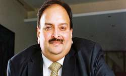 Absconding diamantaire Mehul Choksi.
