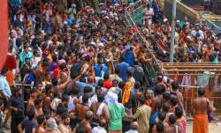 Kerala has been witnessing protests against the entry of