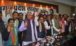The party will hold its legislature party meeting in Raipur