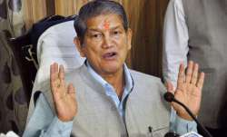 Senior Congress leader Harish Rawat