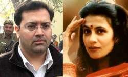 Manu Sharma, son of former Union minister Venod Sharma, was