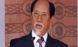 Nagaland CM NeiphiuRio