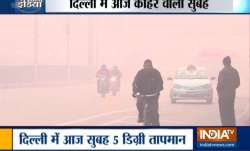Dense fog envelops national capital,