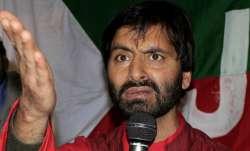 JKLF chief Mohammad Yasin Malik