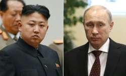 Kim Jong Un | Vladimir Putin