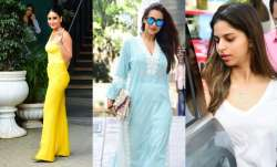 Kareena Kapoor Khan, Malaika Arora and Suhana Khan were