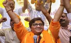 BJP candidate from Bhopal constituencySadhvi Pragya Thakur