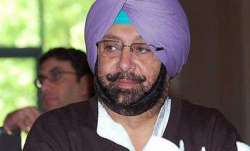 Rahul a fine leader, Cong will bounce back: Amarinder Singh