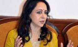 Hema Malini BJP candidate from Mathura