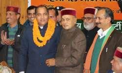 High-stakes battle for Jai Ram Thakur in Himachal Pradesh