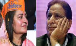 Notably, it was Azam Khan who had campaigned for Jaya Prada