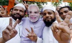 Modi will transform minorities lives