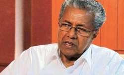 Chief Minister of Kerala - Pinarayi Vijayan