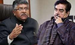 Patna Sahib Lok Sabha seat: Ravi Shankar Prasad leads