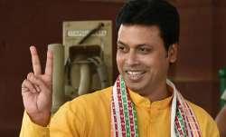 Tripura: CM Bipalb Kumar Deb plans to turn Agartala into