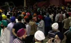 Mukherjee Nagar CLash