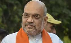 Union Home Minister, Amit Shah