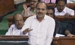 Gandi naali: Congress leader makes objectionable remark on
