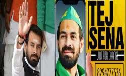 Tej Pratap-Tej Sena