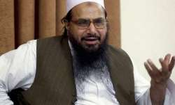 Hafiz Saeed arrested on terror financing charges; Trump