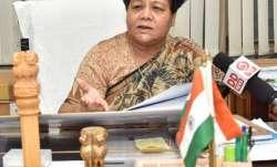 Anusuiya Uikey newGovernor of Chhattisgarh