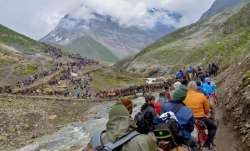 Amarnath Yatra only for 15 days this year, pilgrimage to be allowed via Baltal route only