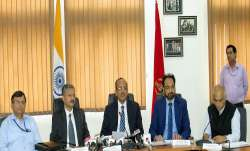 Joint Secretary, Ministry of Home Affairs, S.C.L. Das