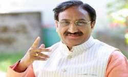 HRD Minister Ramesh Pokhriyal Nishank/FILE